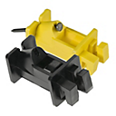 5021 - ZAREBA IWN-Z Wood Post Insulator, Black or Yellow