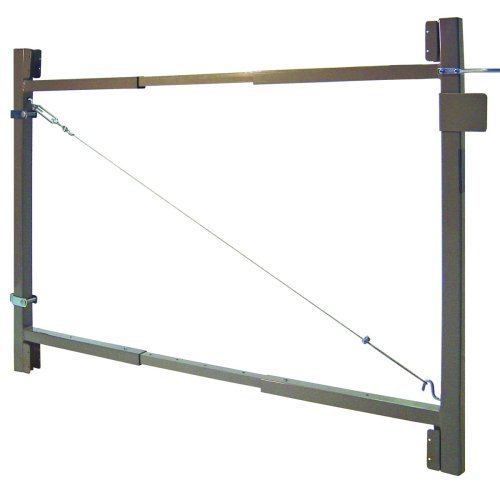 "AG 60-36 - 60""-96""W X 36""H GATE, 2 RAIL"