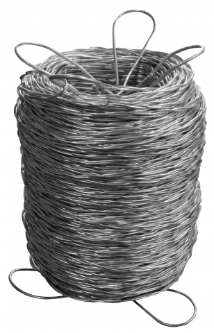 0340 - 12-1/2 Gauge Barbless Wire
