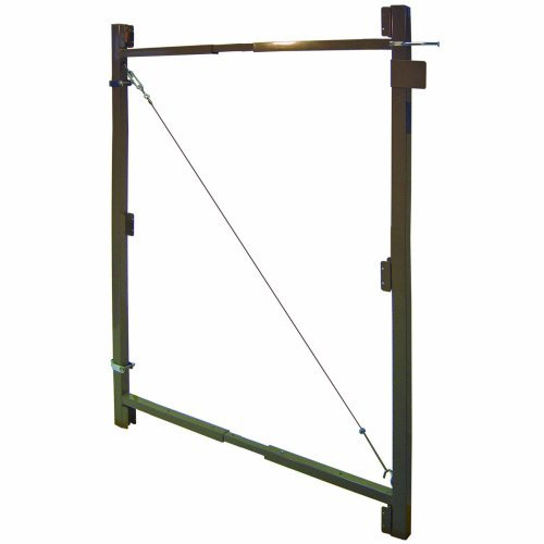 "AG 36-3 - 36""-60""W X 60""H GATE, 3 RAIL"