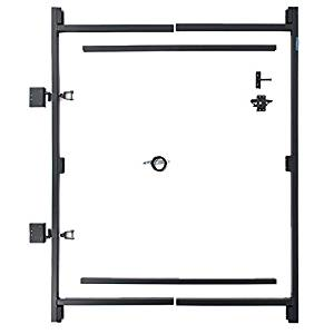 "AG 36-36 - 36""-60""W X 36""H GATE, 2 RAIL"