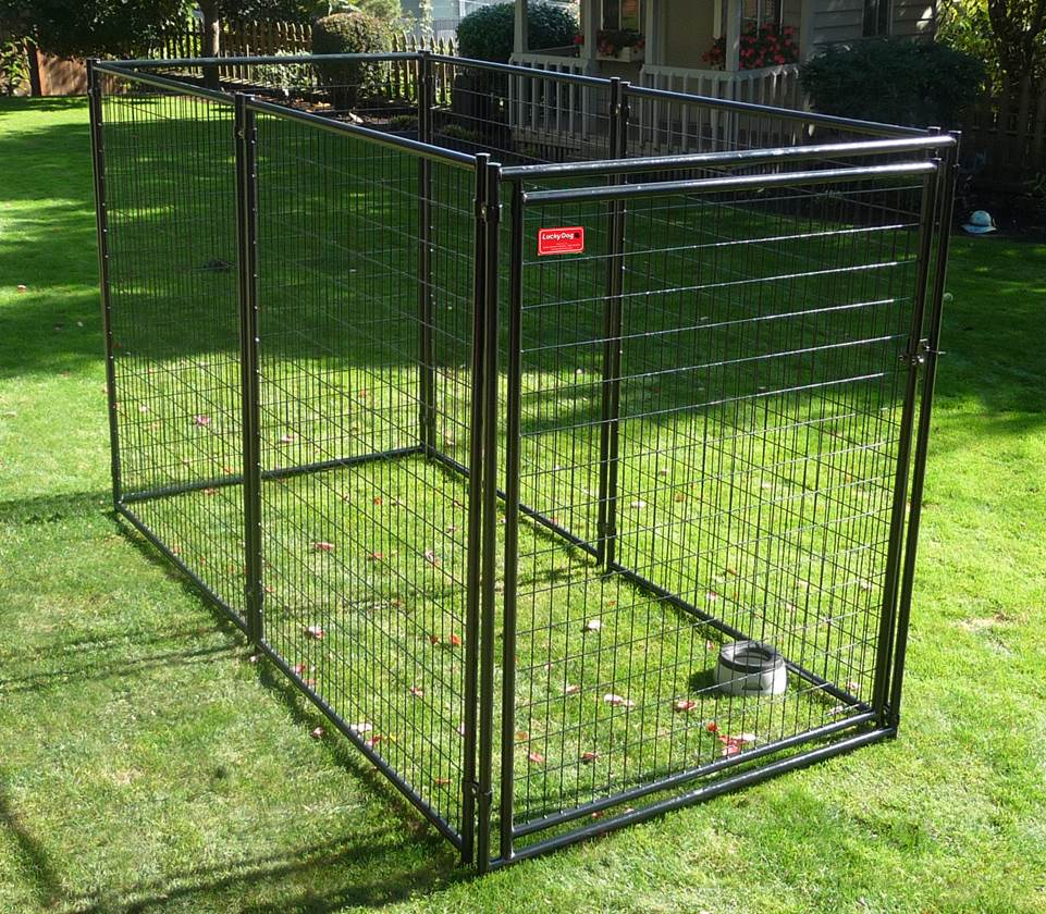 660500 - 2 X 5' Dog Kennel Panel